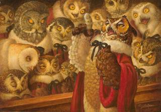 A Parliment of Owls