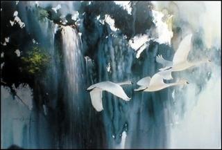 Across the Falls