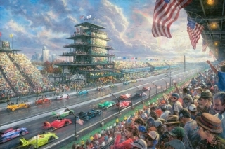 Indy Excitement, 100 Years of Racing at Indianapolis