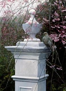 Garden Tapestry - Morning Dove