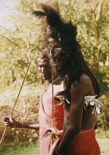 Masai- Longnot Kenya