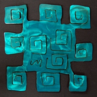 Pop - Square - Aqua
