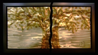 Tree of Life  - Dip-tych