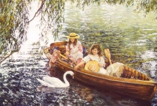 On River Avon