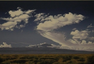 Clouds of kilimanjaro