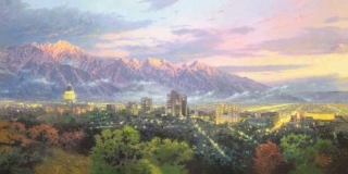 Salt Lake, City of Light