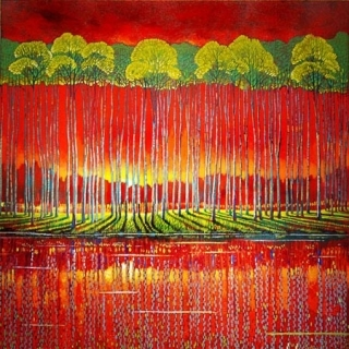 Crimson Ovation