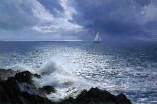 Solitary Mariner