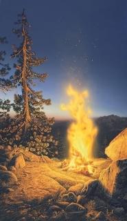 Sunset - Fire