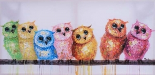 The Owl Friends