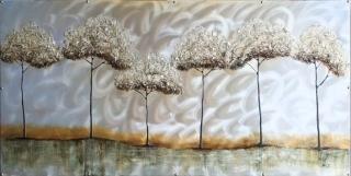 Trees in  Queue