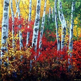 Autumns    Paintbrush