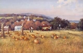 autumn Hayride