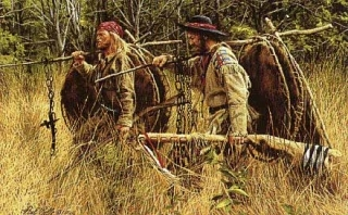 The Beaver Men