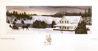 Christmas in the Valley   (Remarque)