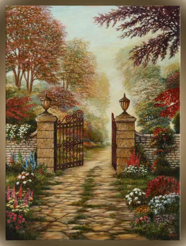 Garden. See Full Artwork