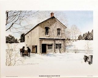 Markham Road Coach House