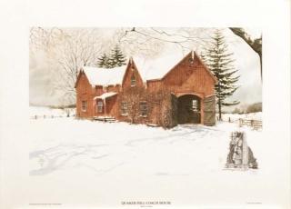 Quaker Hill Coach House