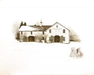 Queen Anne's Coach House (Remarque)